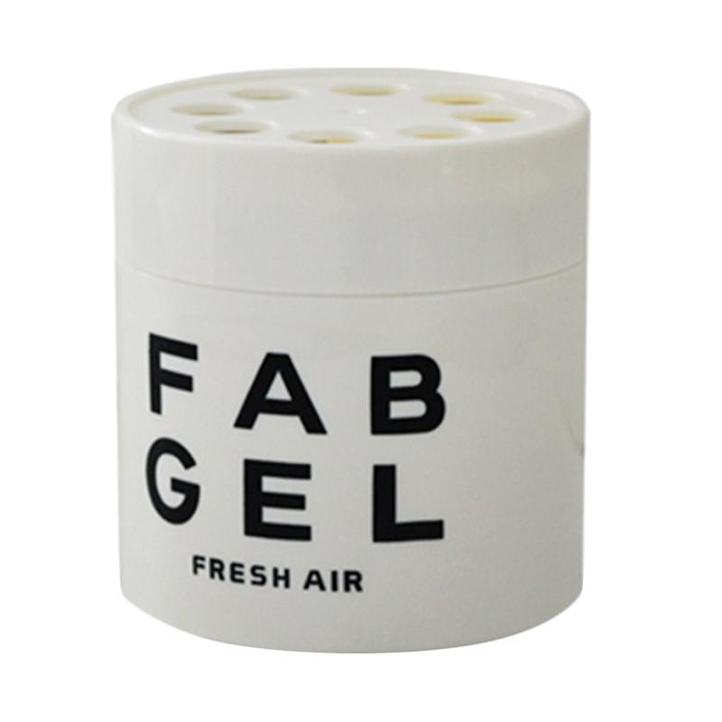Carall Fab Gel 1711 Platinum Shower Car Air Freshener Parfum Mobil Gel