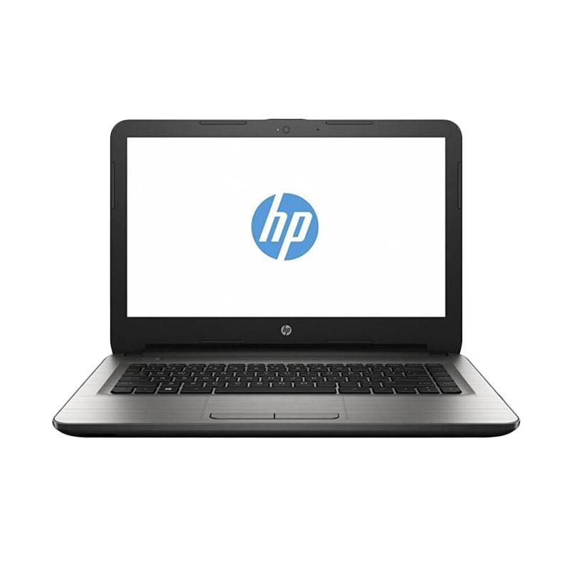 harga HP 14-BW017AU Notebok - Smoke Grey [AMD A9-9420/ 4GB/ AMD RADEON R5/ DOS] Blibli.com