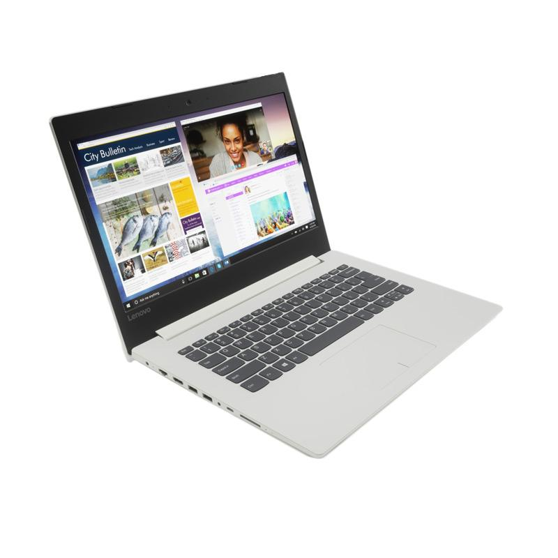 Lenovo IdeaPad 320-14ISK - 80XG001BID Notebook - Platinum Grey [Ci3-6006U/ 4GB DDR4/ 1TB/ DOS/ 14 Inch]
