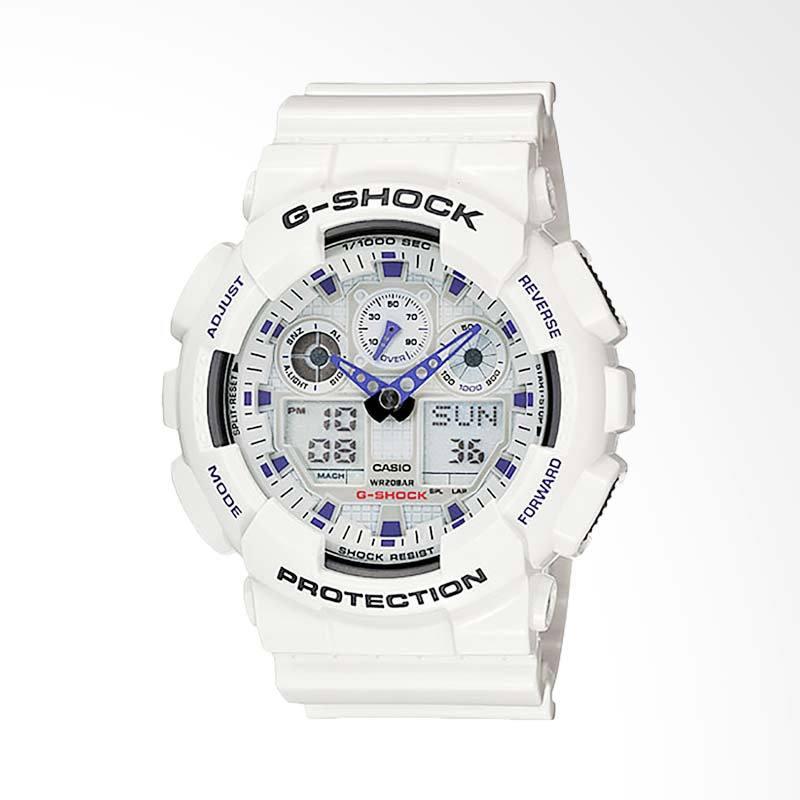 CASIO G-Shock Jam Tangan Pria GA-100A-7ADR