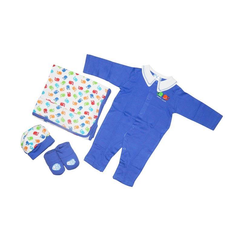 Wonderland Hanger 4in1 Fish Gift Set Perlengkapan Bayi