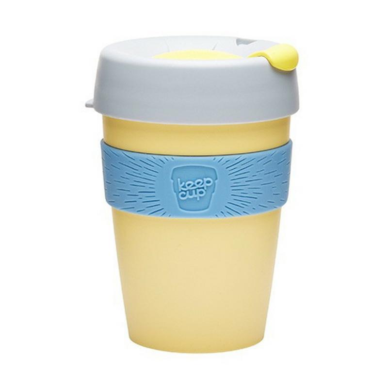 KeepCup Original Reusable Cup Gelas dan Perangkat Minum - Lemon