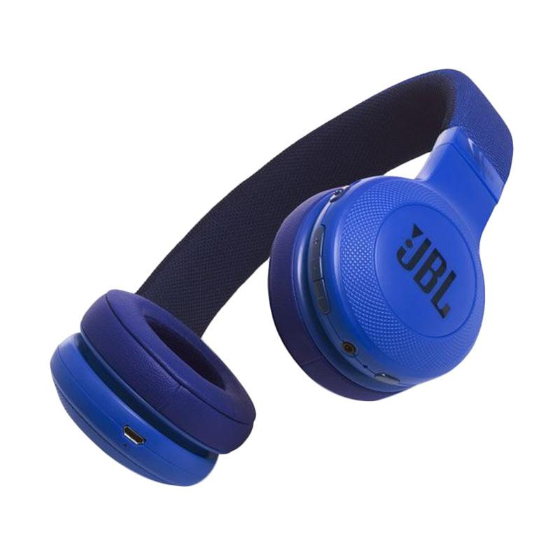 JBL E45BT Headset - Blue