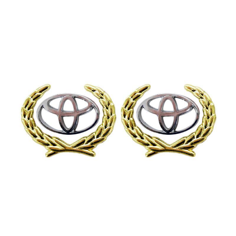 SIV Logo Toyota Sidemark Set Emblem