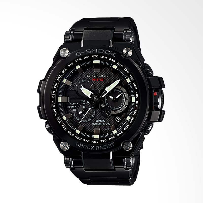 CASIO G-Shock Jam Tangan Pria - Black MTG-S1000BD-1ADR