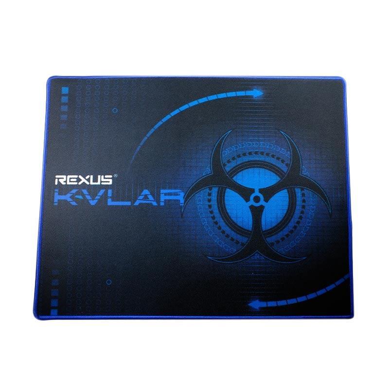 REXUS Kvlar T3 Mousepad Gaming - Hitam