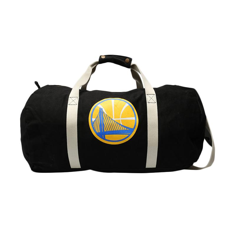 Mitchell n Ness NBA Team Logo Golden State Warriors Duffle Bag