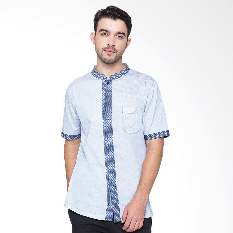 A&D Fashion Mens Koko Casual - Blue MS 711A