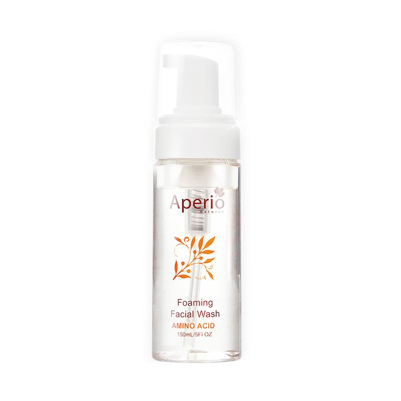 Aperio Natural Moisture Foaming Facial Wash [150 mL]
