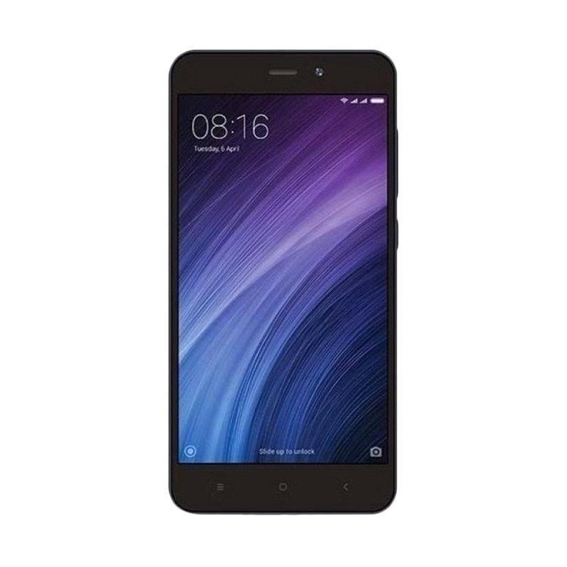 Diskon HUT BRI – Xiaomi Redmi 4A Smartphone – Grey [32GB/ 2GB]