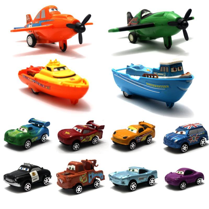 Yoyo Super Boats and Planes Mainan Mobil Anak - Multicolor
