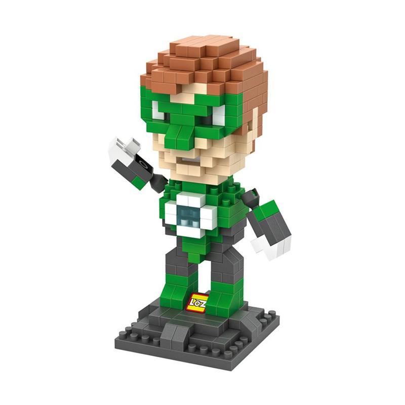 LOZ Gift Large 9454 Mainan Blok & Puzzle