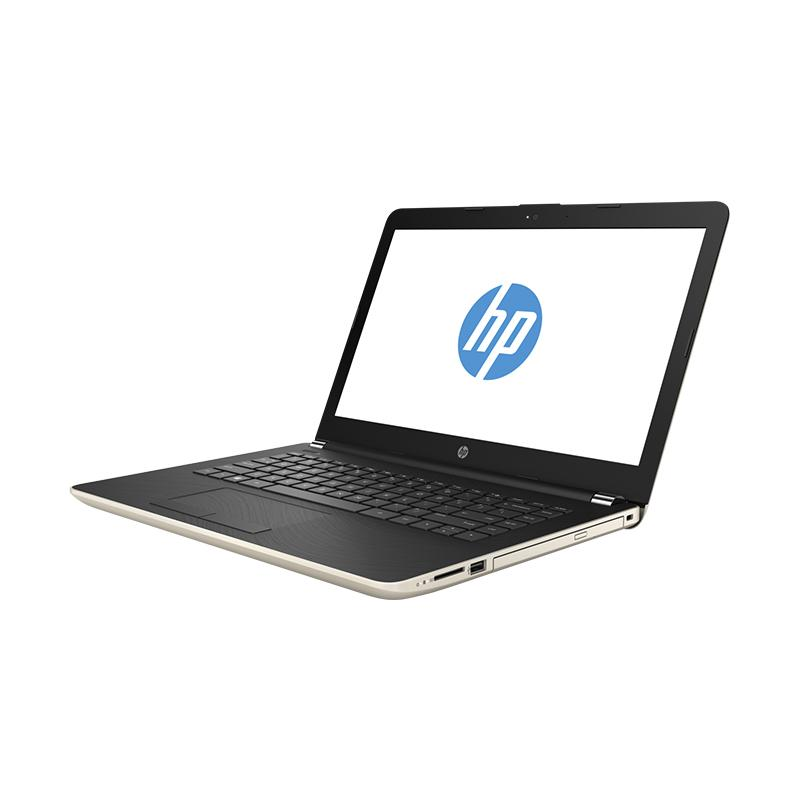 WEB_HP 14-bs016TU Notebook - Gold [i3-6006U/4 GB/500 GB/DVD-RW/14