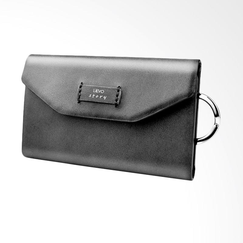 LIEVO Story - Key Holder Wallet - Deep Foggy Grey [ST03-FG]