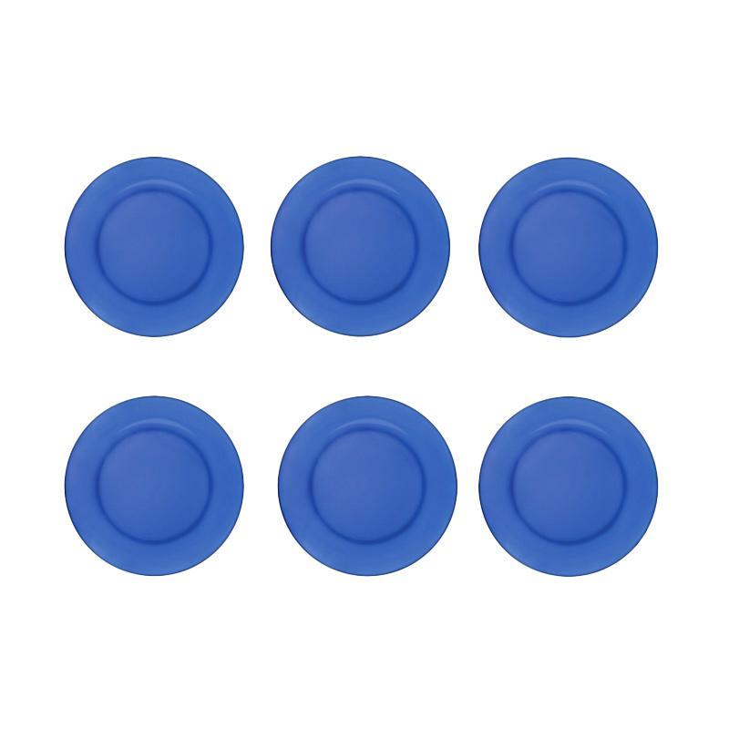 Duralex Saucer Saphir Tatakan Peralatan Minum [13.5 cm/6 Pcs]
