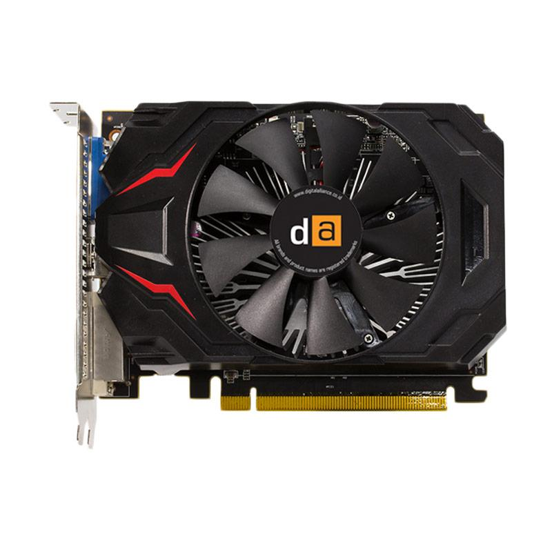 Digital Alliance AMD R7 240 OC Graphic Card [2GB/GDDR5/128Bit]