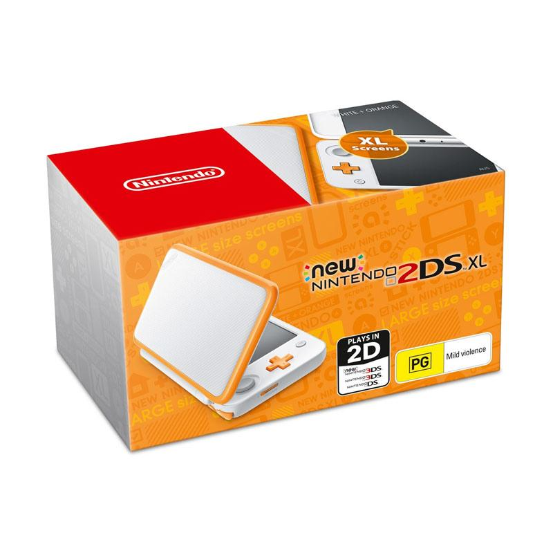 Nintendo New 2DS XL Game Console - CFW 32 GB Full game