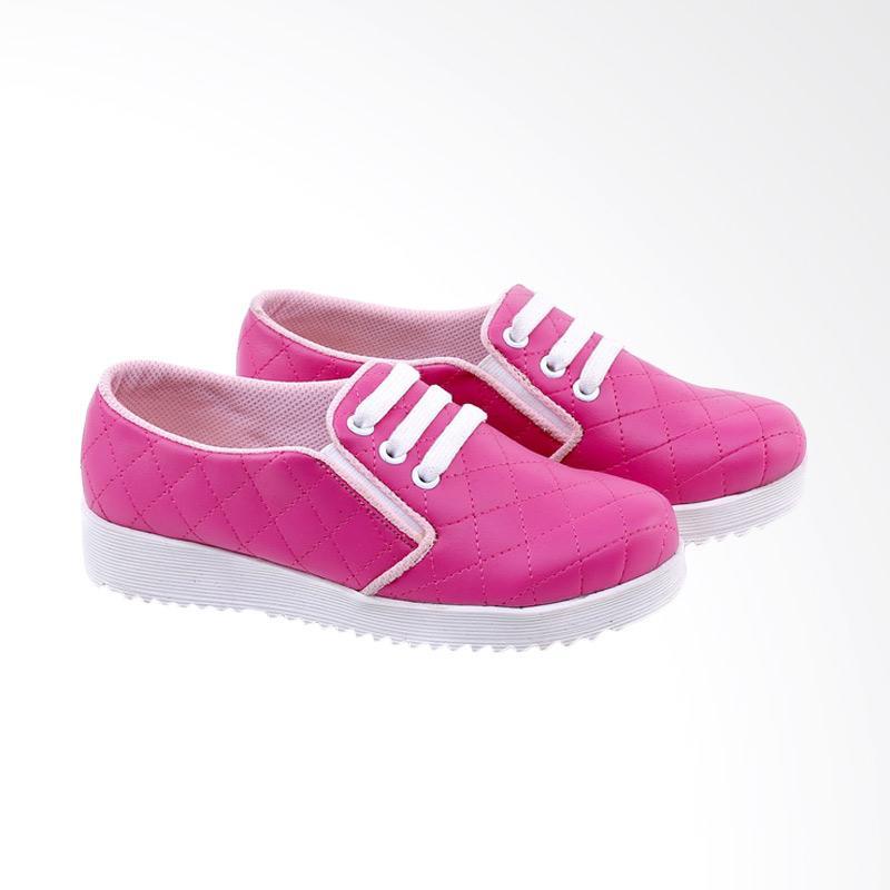 Garucci GTR 9097 Sepatu Kasual Anak Laki-Laki - Pink