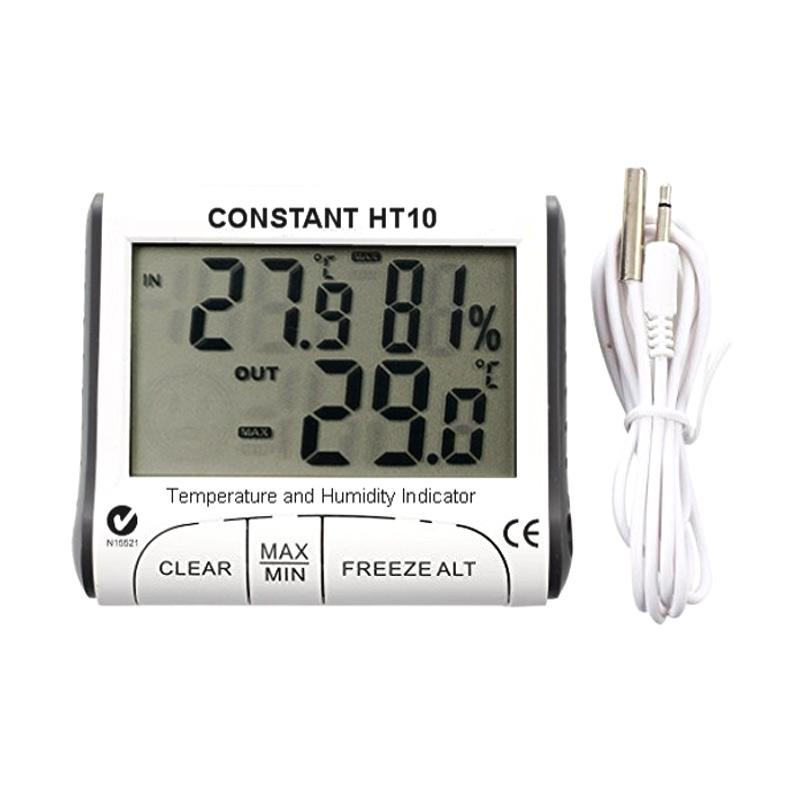 Constant HT10 Hygrothermometer Humdity and Temperature