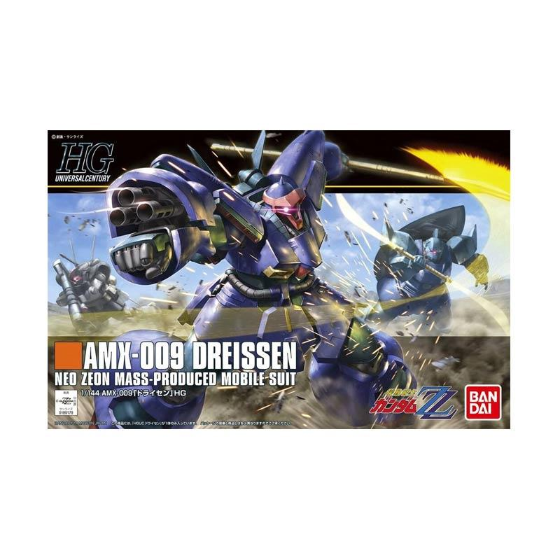 Bandai HGUC AMX-009 Dreissen Model Kit [1 : 144]