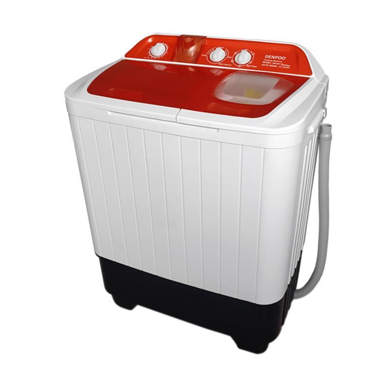 Denpoo DW-801 Mesin Cuci [8 kg]
