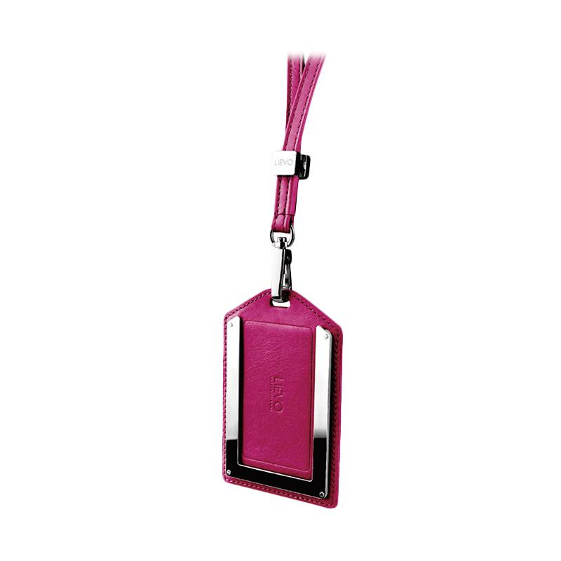 LIEVO Show - Smartcard Holder - Peach Pink