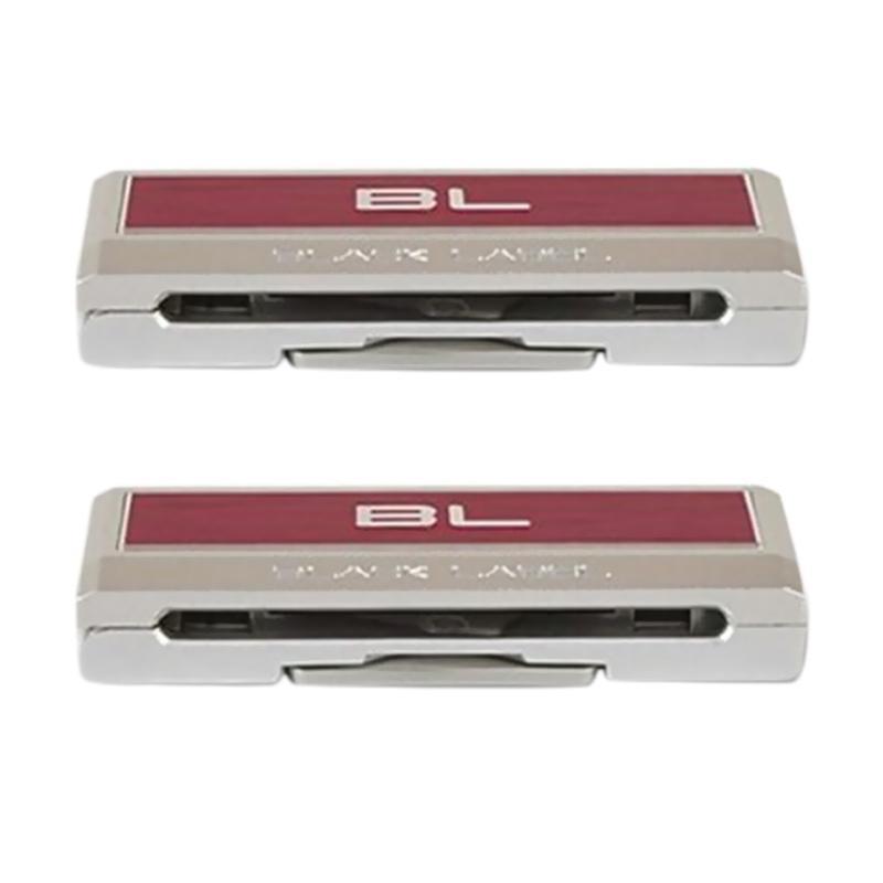 Fouring BL Platinum Belt Clip DA777 Klip Sabuk Mobil - Red