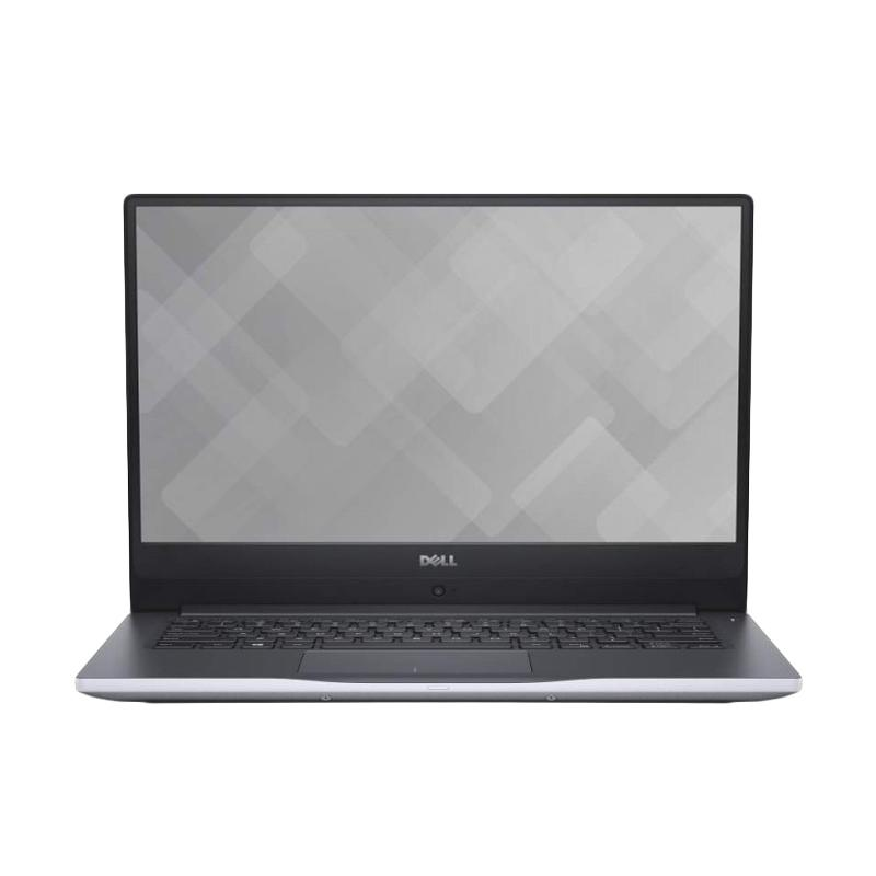 DELL Inspiron 14 7460 Notebook - Gray [Intel Core i5-7200U/ 8GB/ 1 TB/ Windows 10]
