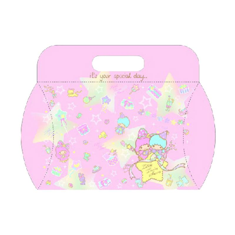 Buy 1 Get 1 - Something Sweet BX3224-TS001 Little Twin Star Dreamy Party Gift Box Sanrio [Large]