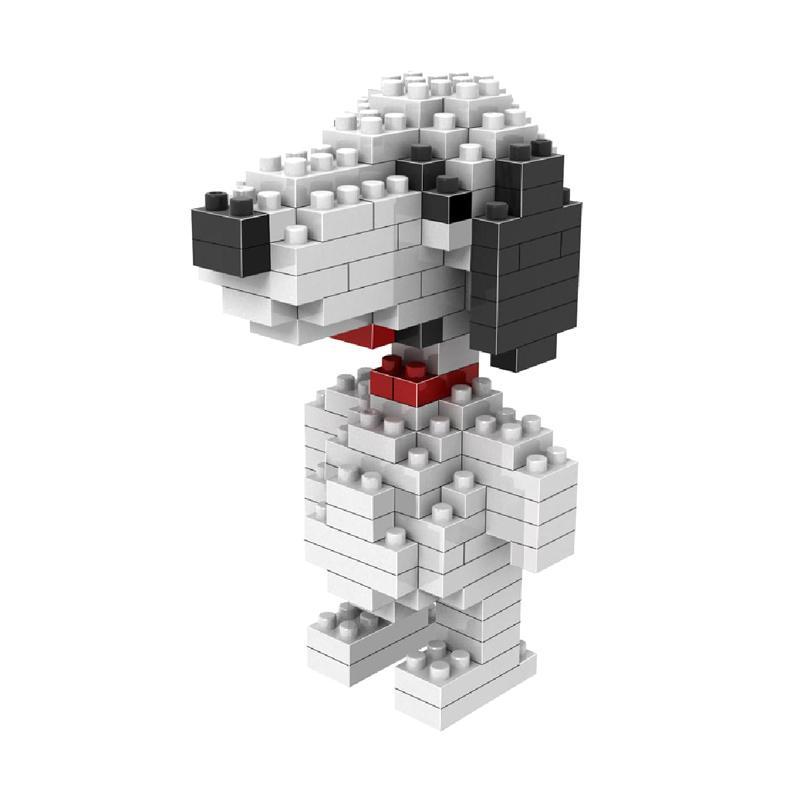 Loz Diamond Block Medium 9330 SP Mainan Blok and Puzzle