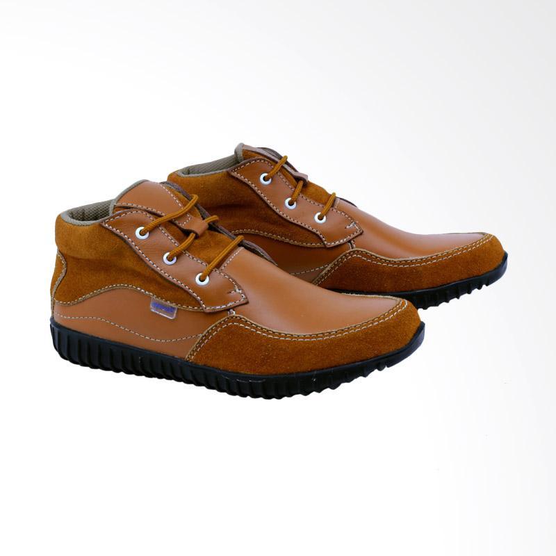 Garsel Sepatu Boots Pria GCN 2000