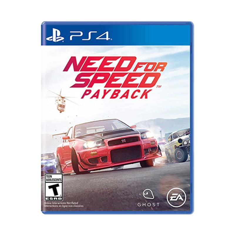 SONY PlayStation 4 Need for Speed Payback R3 DVD Game