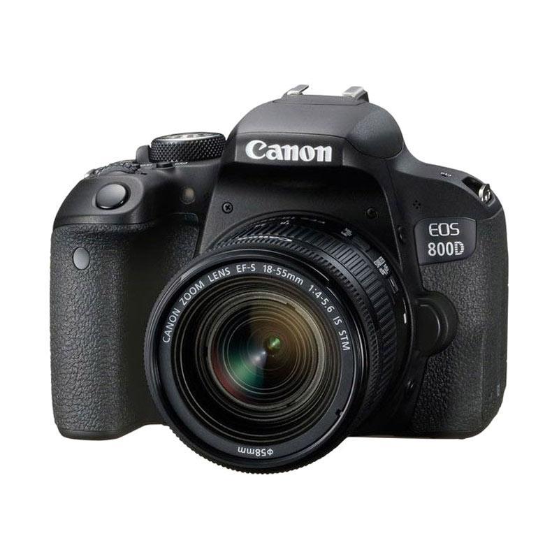 Canon EOS 800D Kamera DSLR Kit 18-55mm [Wifi]