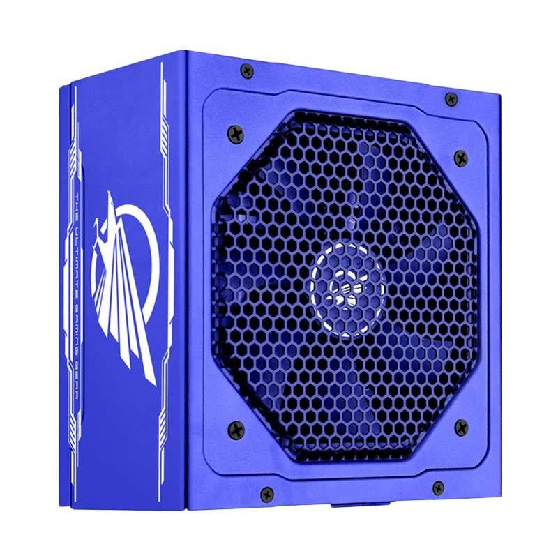 harga Armaggeddon Voltron PRO375X Power Supply - Blue Blibli.com