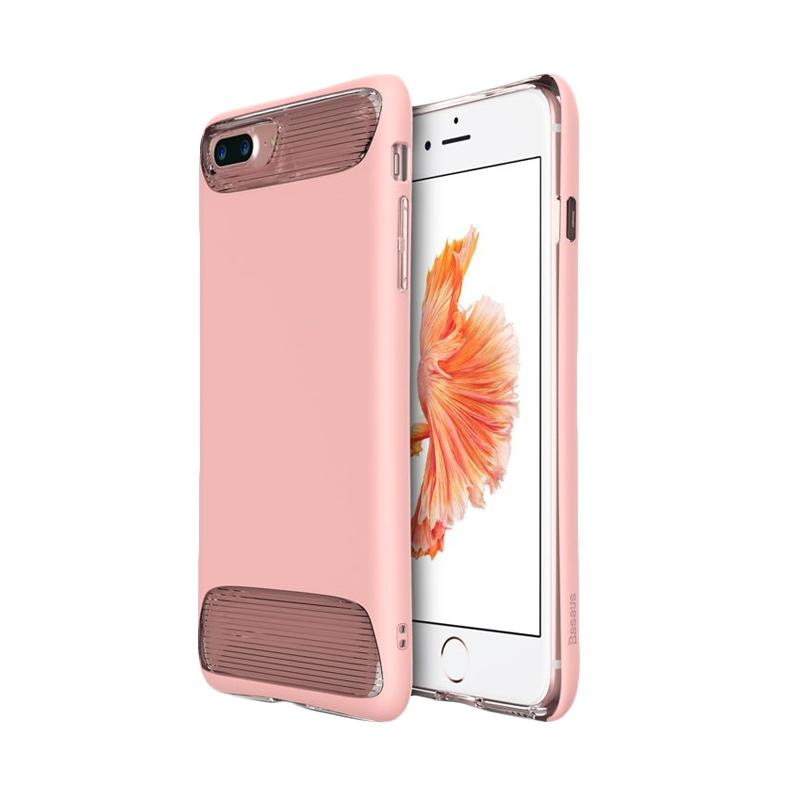 Baseus Angel Casing for iPhone 7 Plus - Pink