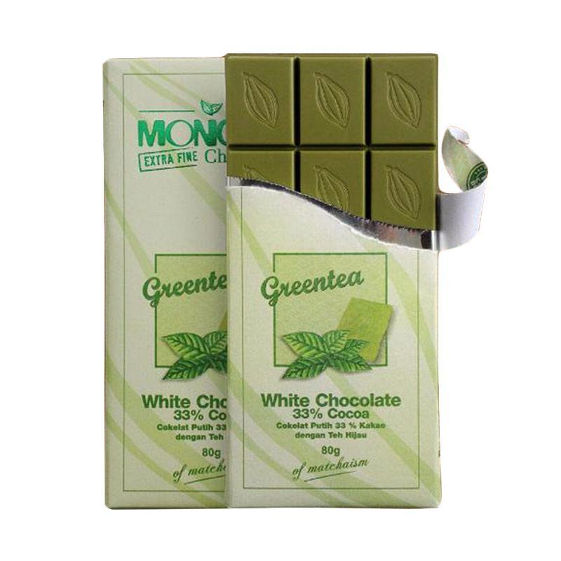 Jogjakhas Monggo Greentea Coklat