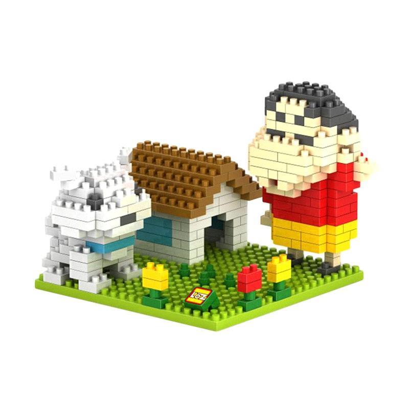 Loz Gift Large Boy 9463 Mini Blocks