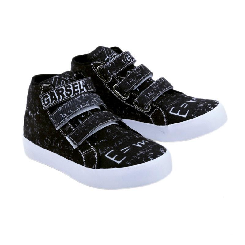 Garsel GJJ 9522 Sneakers Shoes Sepatu Anak Laki - Laki