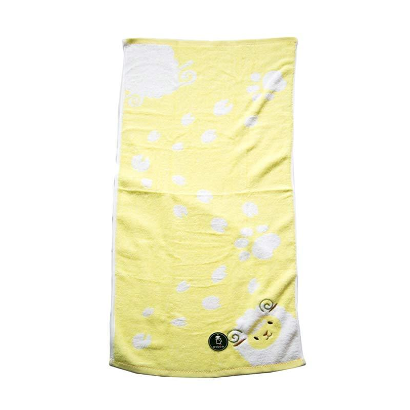 Dixon Embroidery Sheep 7069 Handuk Sport - Yellow [35 x 80 cm]