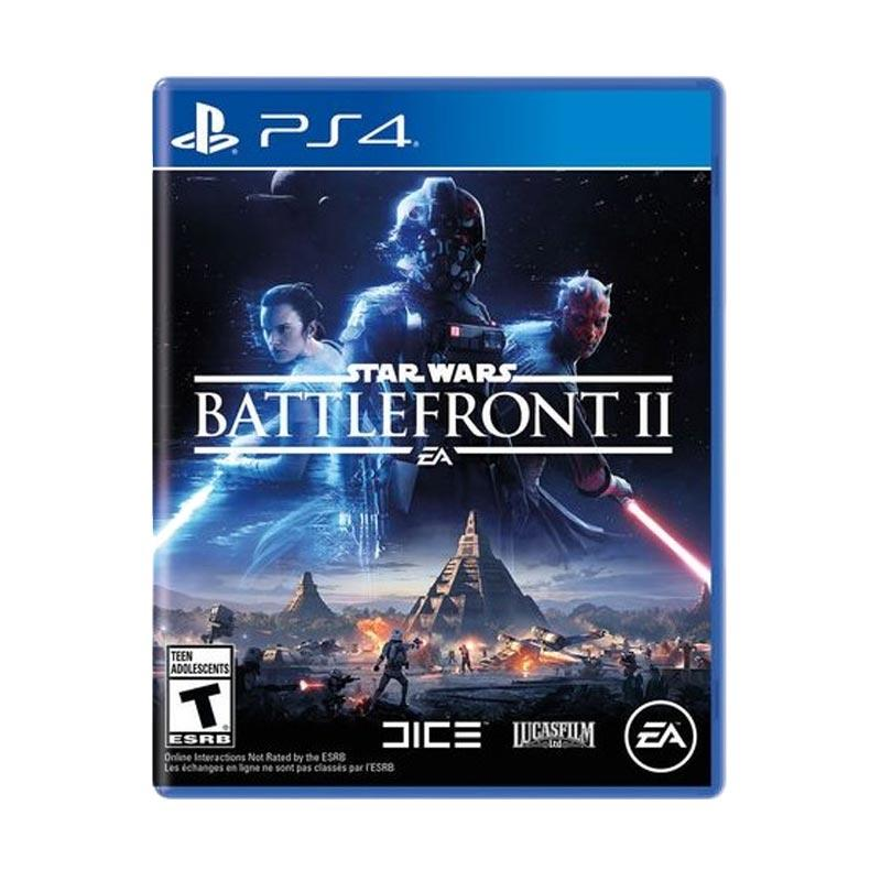 SONY Playstation 4 Star Wars Battlefront II DVD Games