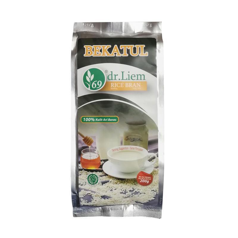 Dr. Liem Rice Bran Bekatul Instant Kantong [200 g]