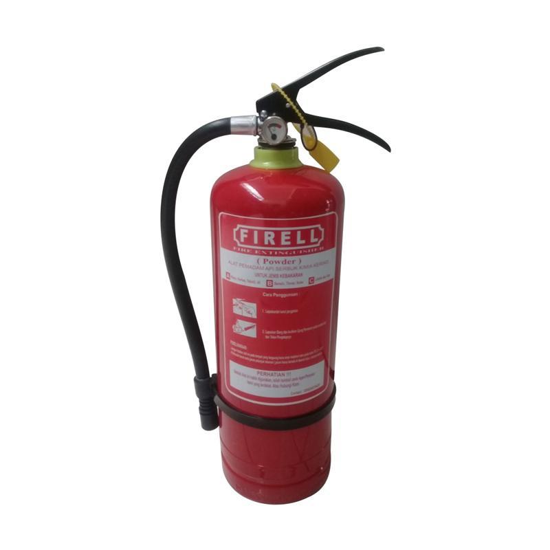Firell FP-02 APAR ABC Dry Chemical Powder Alat Pemadam Api Ringan [2 kg]