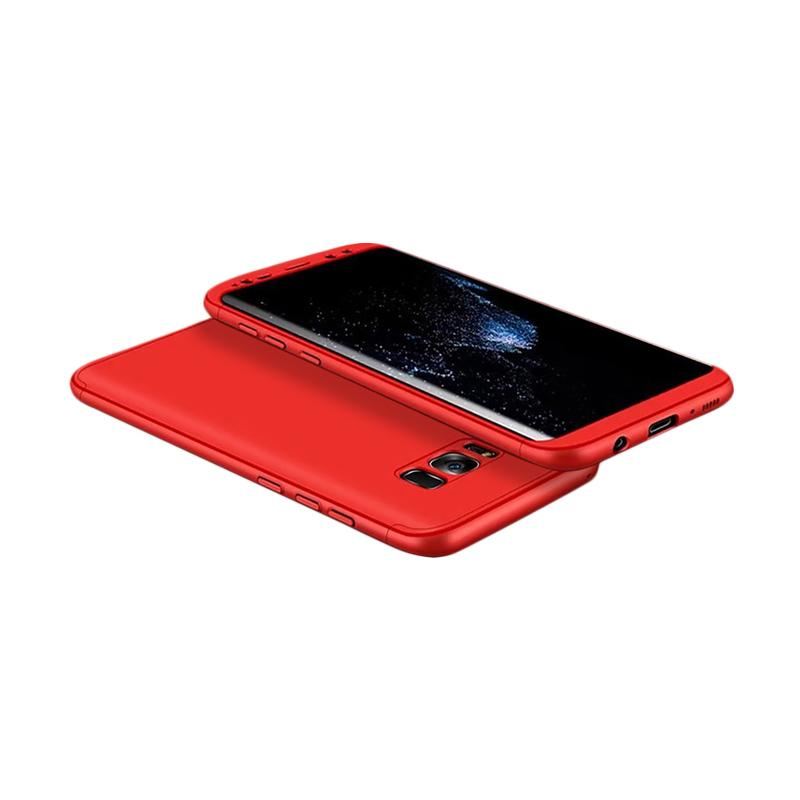 HM 360 Full Protection 3in1 Casing for Samsung S8 - Red