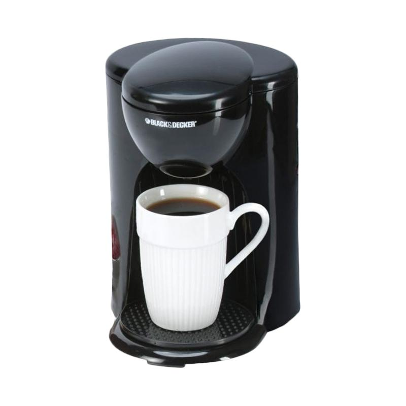 Black & Decker DCM25B1 Coffe Maker [1 Cup/330 W]