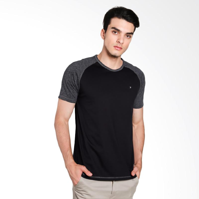 Famo 0812 Men T-shirt - Black [508121712]