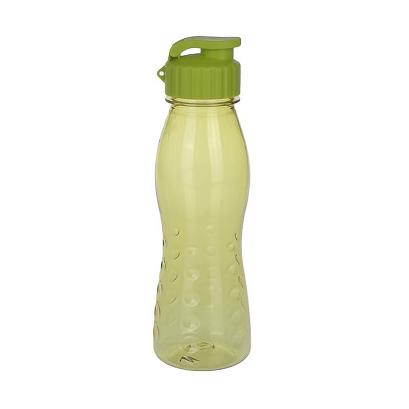 NEOFLAM Flip Top Botol Minum - Green [700 mL]