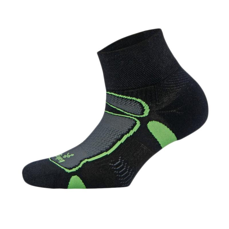 BALEGA Enduro Vtech Quarter - Black Green