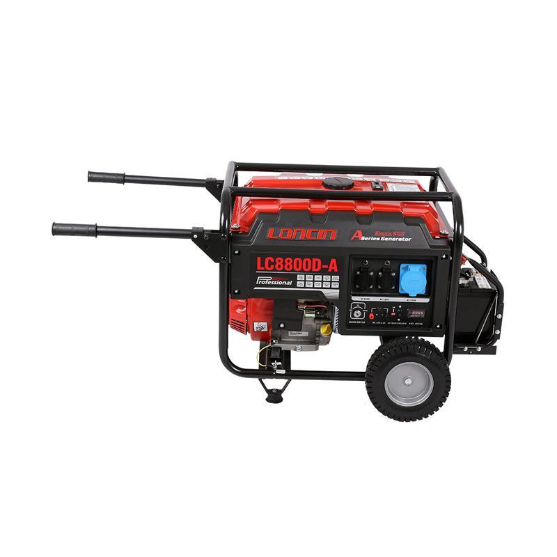 Loncin LC8800D-A-1 Generator Bensin [5200 Watt]