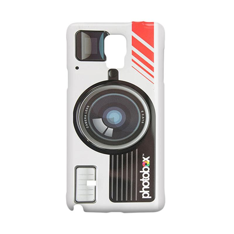 harga Premiumcaseid Retro Photobox Camera Collector Hardcase Casing for Samsung Galaxy Note 4 Blibli.com