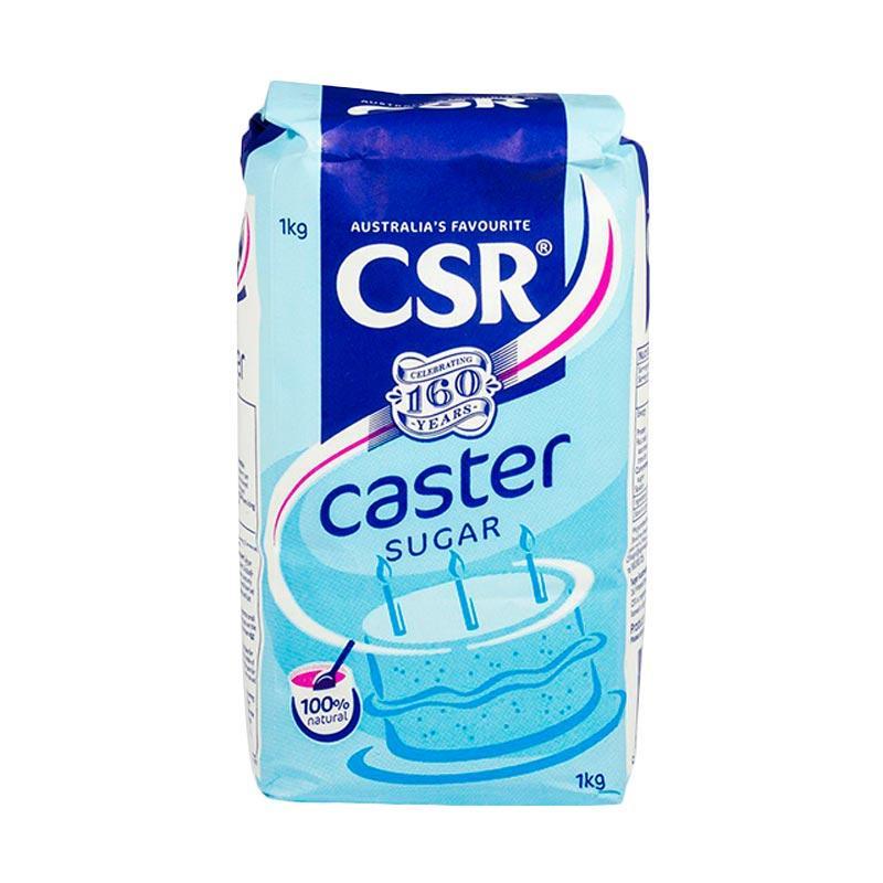 harga CSR Australia Caster Sugar Gula Kastor [1 Kg] Blibli.com